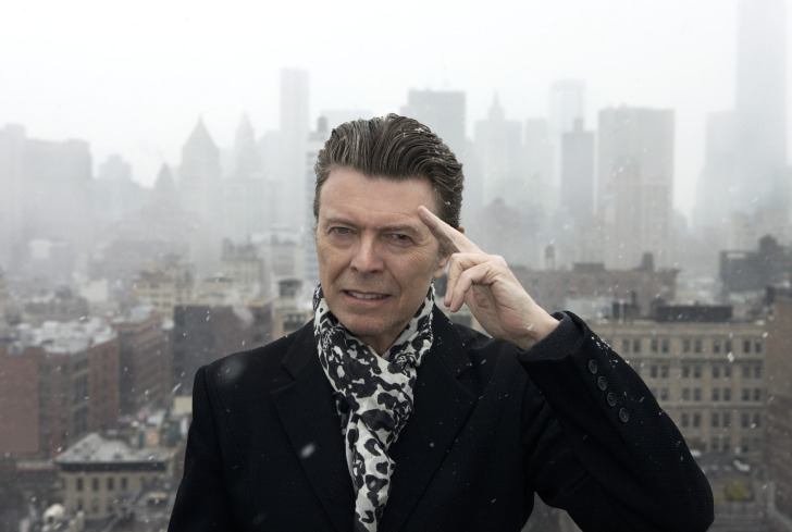 David Bowie   Photo by Jimmy King