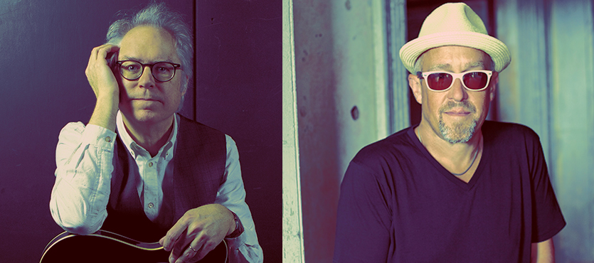 Bill Frisell and Dave Douglas