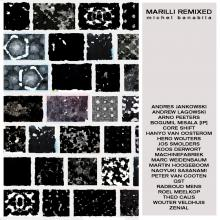 "Wouter Veldhuis & Michel Banabila: ""B4. Marilli rmxd 9"" from Marilli Remixed"