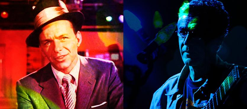 Frank Sinatra and Caetano Veloso